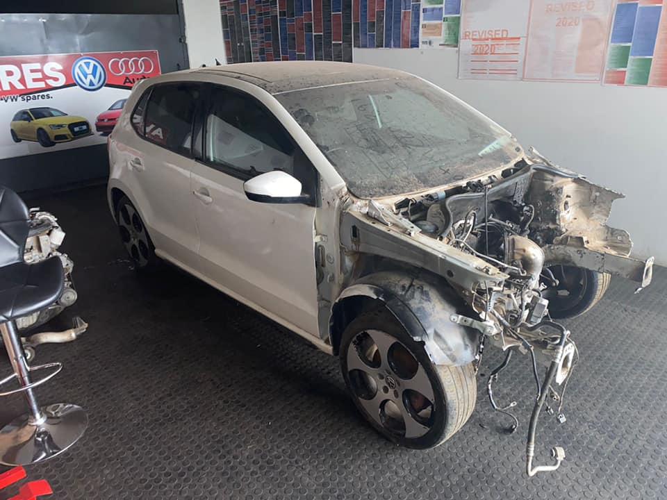 100041 - Polo GTI 2012